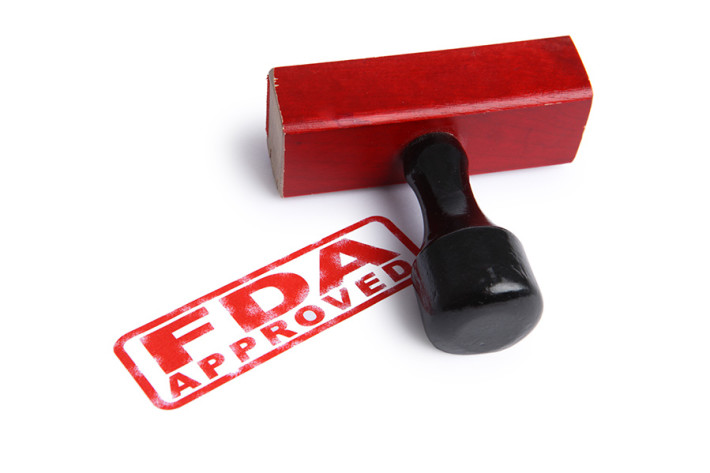 FDA Approved Stamp and Rubber