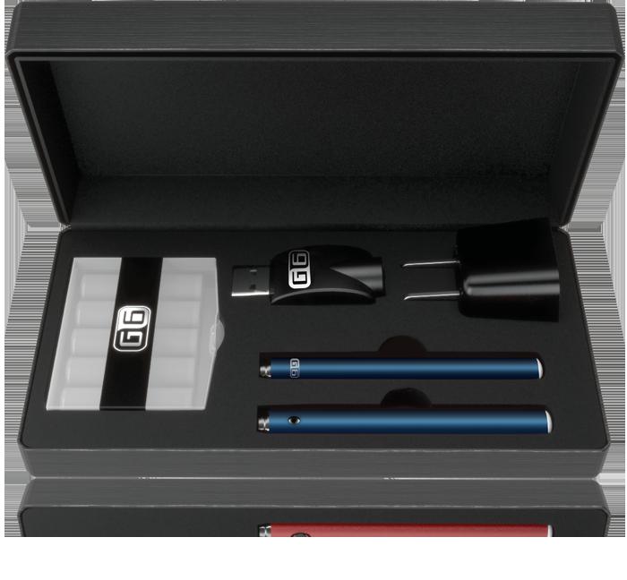 Halo Cigs  E-Liquids & E-Cigs G6 Starter kit
