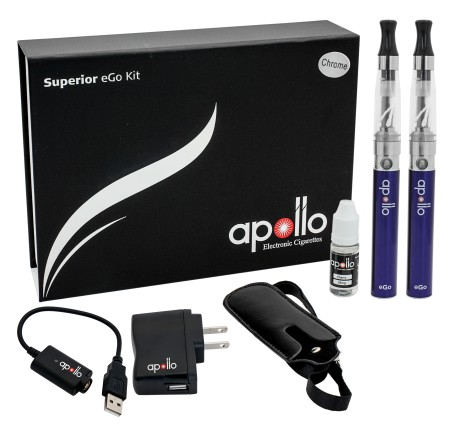 Apollo ECigs Superior Ego Kit