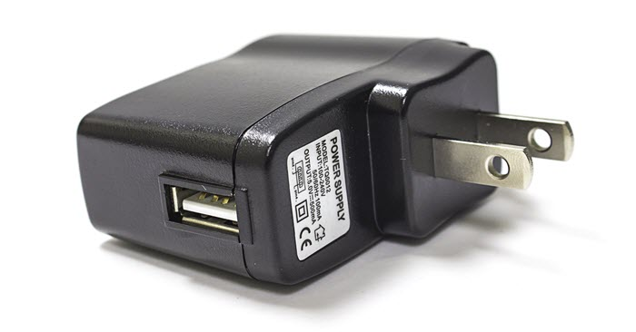 E-Cigarette Charger Wall Adapter