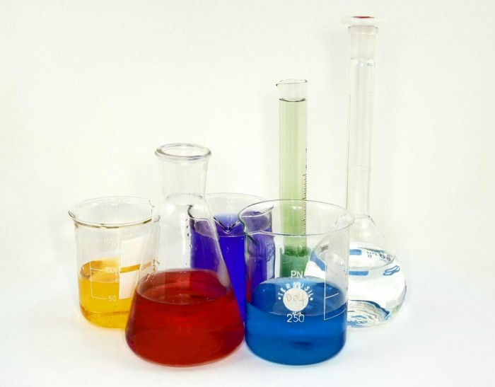 Lab E-cigarette Glassware