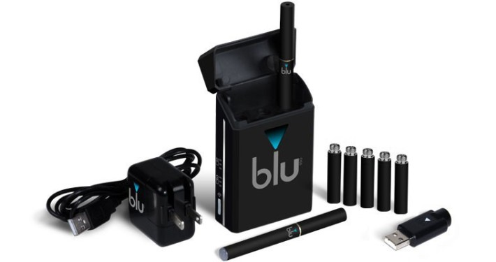 Premium E-Cig Rechargeable Kit - Black