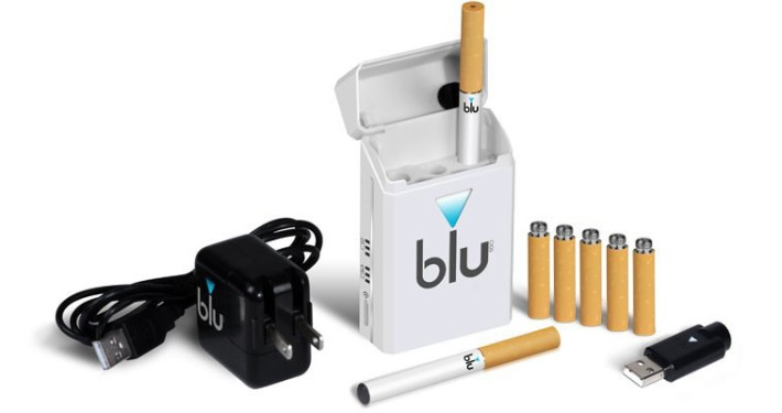 Premium E-cig Rechargable Kit