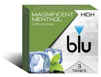 blu Tank Magnificent Menthol
