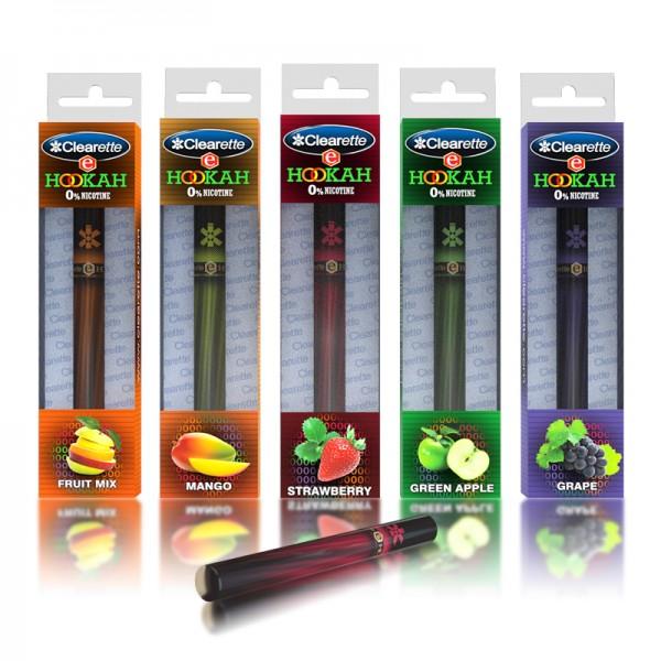 New Arrival Disposable Shisha Pen Electronic Cigarette Crystal Elight Tip  500 puff Vape Pen Kit Random Color Easy Use