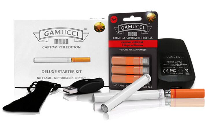 Gamucci Deluxe Starter Kit