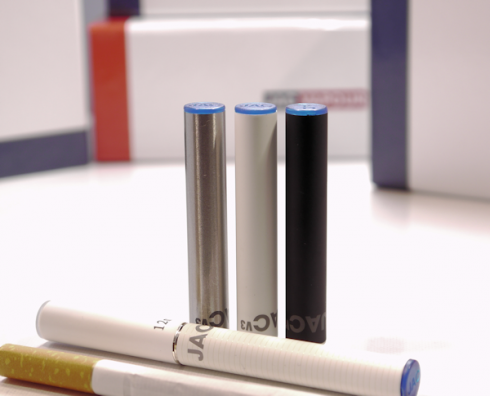 JAC Vapour Batteries in all Colors