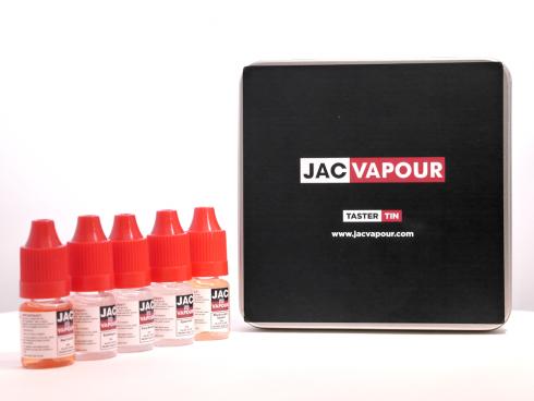 JAC Vapour E-Liquids