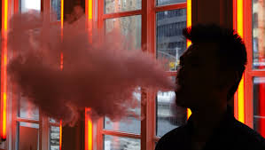 Vaping Electronic Cigarettes