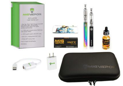 SR 72 Dual Vape Pen Kit