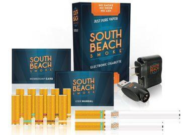 South Beach Smoke E-Cig Kit