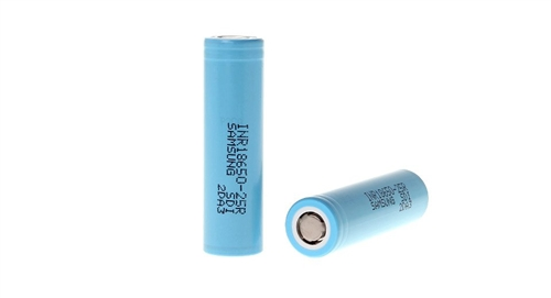 Samsung 25R High-Drain Battery 2500mAh