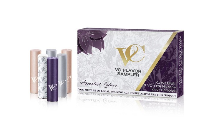 Vapor Couture E-liquid Flavor Samples