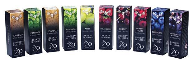 liberty-flights-e-liquid-flavours