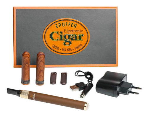 epuffer-cohita-650-e-cigar-brown-kit