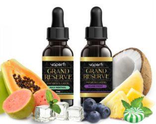 menthol e-liquid review