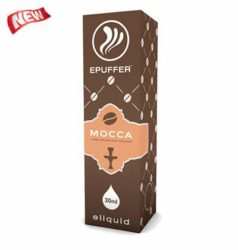 CARAMEL MOCCA LATTE ELIQUID Review