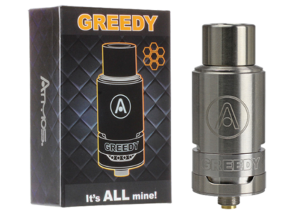 greedy heating atomizer