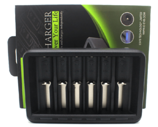 ESYB S6 6-Bay High Drain Battery Charger Review