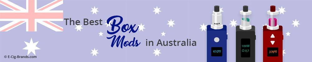 The Best Box Mods in Australia
