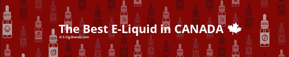 The best e-liquid in canada