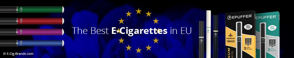the best e-cigarettes in EU