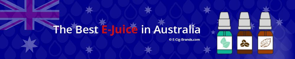 the best e-juice in australia