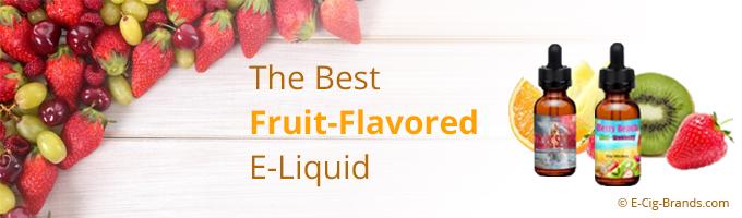 the best fruit vape liquid flavors