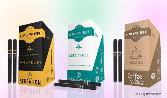 Disposable E-Cigarette with no nicotine