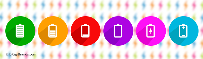 Electronic Cigarettes Battery Life