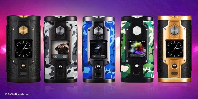 Recommanded Box Mods