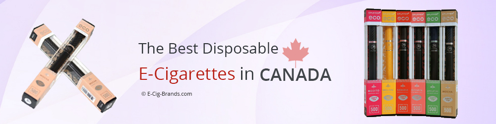 the best disposable electronic cigarettes in canada