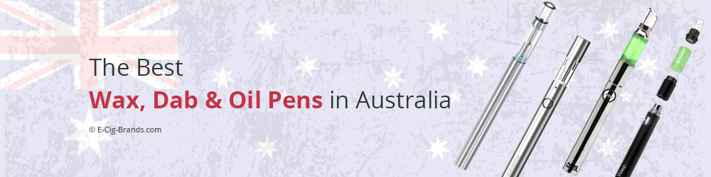 the best wax dab and oil vape pens in australia