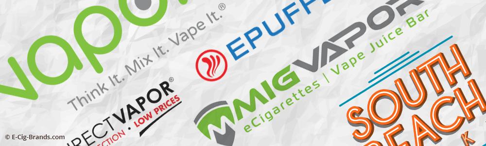 How to Find the Best Online Vape Shop   E-Cig Brands