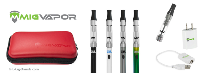 E-Cig Brands - The Best E-Cigarettes & Vape Reviews for 2019