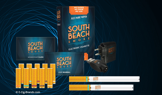 South Beach Smoke Electronic Cigarettes review