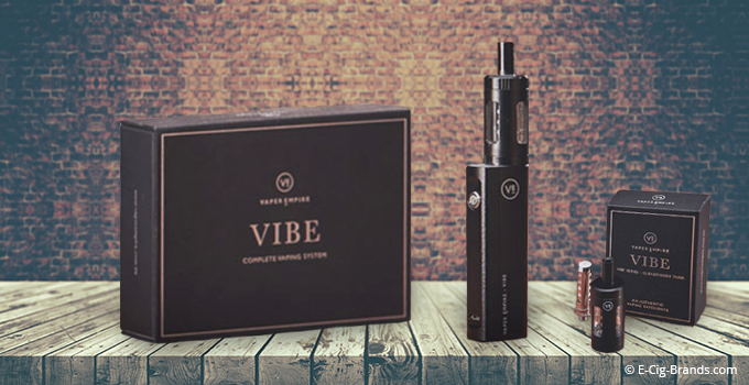 The Vibe box mod review
