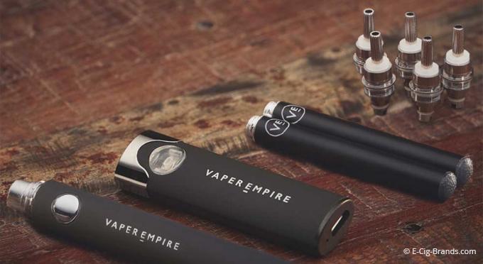 Top Vaper Empire Vaporizers and vape pens