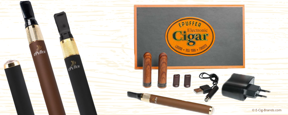 electronic cigar and e-cigars for vaping