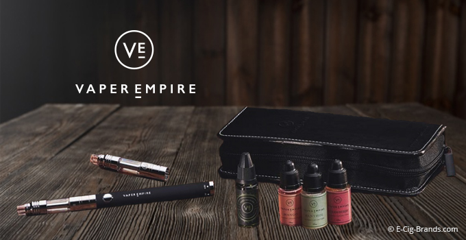 vaper empire V-Twist Series vape pen review