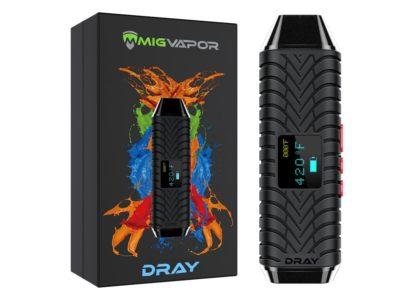 Dray Portable Dry Herb Vaporizer Kit