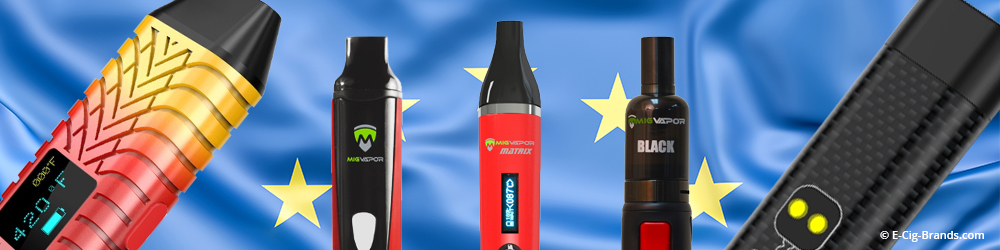 the best dry herb vaporizer for weed in eu