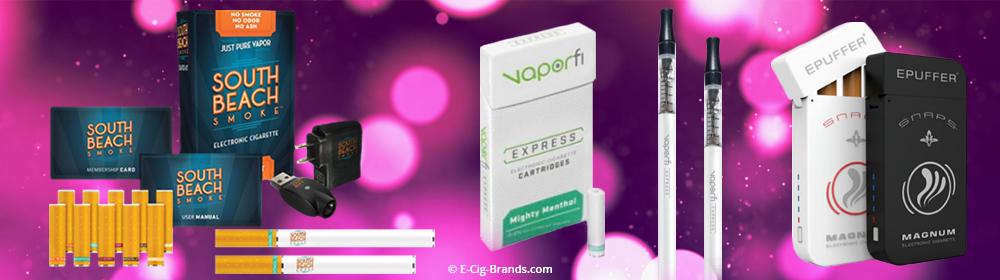 rechargable electronic cigarettes kits reviews