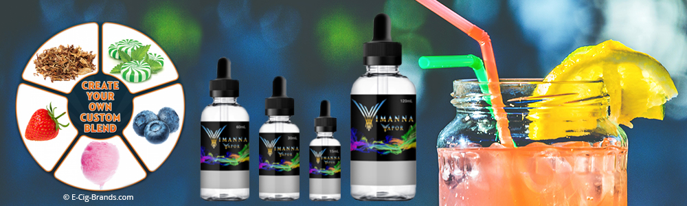 Try DIY Vape Juice Now | E-Cig Brands